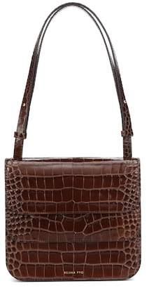 A.N.A Rejina Pyo embossed leather tote