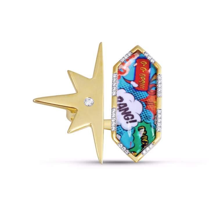 LMJ - Bang Bang Ring