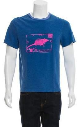 Marc Jacobs Stinky Rat Graphic T-Shirt