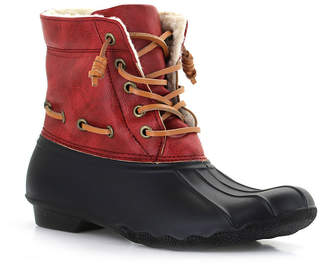 Seven7 SEVEN 7 Katy Perry Womens Deanston Winter Lace-up Boots