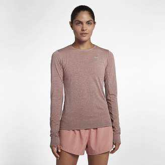 Nike Medalist Women's Long Sleeve Running Top