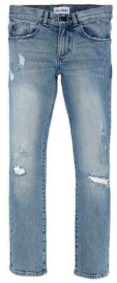 DL1961 Hawke Skinny Fit Rip and Repair Jeans