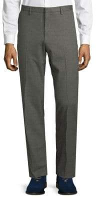 HUGO BOSS Textured Dress Pants