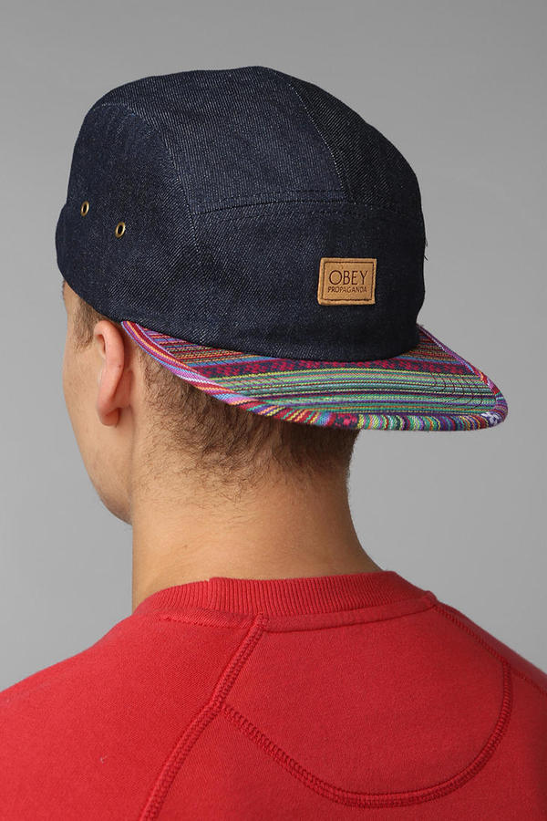 Urban Outfitters OBEY Monterrico 5-Panel Hat