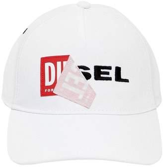 Diesel Reworked Logo Baseball Hat