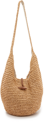 Hat Attack Toggle Sling Bag $90 thestylecure.com