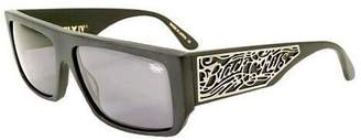 Black Flys SCI Fly 4 Polarized Wrap Sunglasses