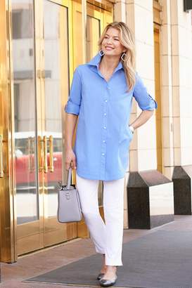Misook Classic Tunic Shirt
