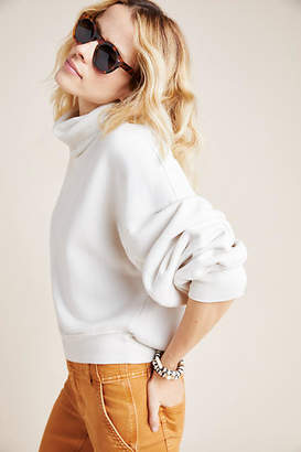 A Gold E AGOLDE Cowl Neck Sweater