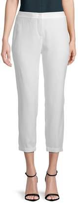 Akris Punto Women's Crop Cigarette Pants