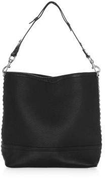 Rebecca Minkoff Large Blythe Leather Convertible Hobo Bag