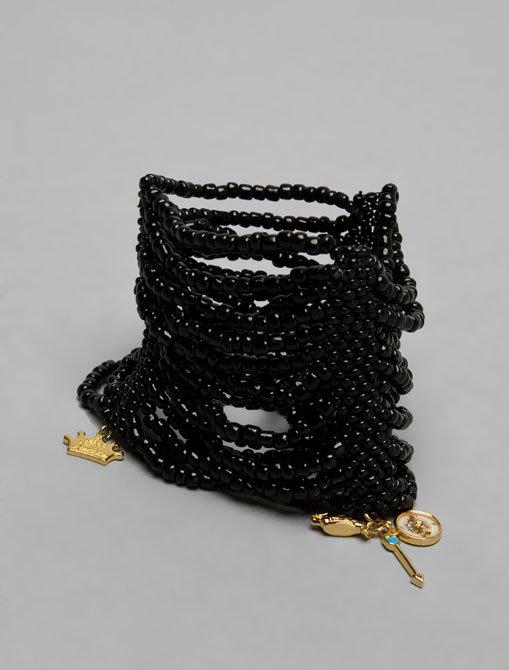 Disney Couture Jewelry Pocahontas Multi Strand Stretch Bracelet