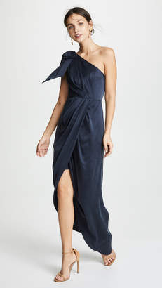 Zimmermann Bow Bodice Long Dress
