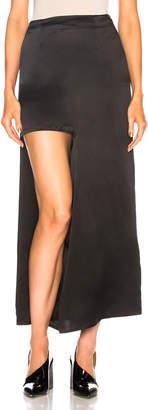J.W.Anderson Asymmetric Bonded Skirt