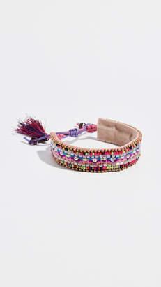 Deepa Gurnani Deepa by Perufour Bracelet