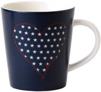 ED Ellen Degeneres Crafted by Royal Doulton Heart Stars Mug