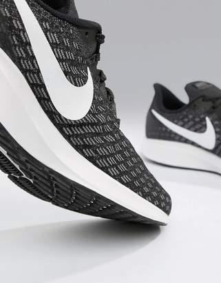 Nike Running Air Zoom 35 Pegasus Sneakers In Black 942851-001