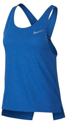 Nike Dry Miler Crossback Tank