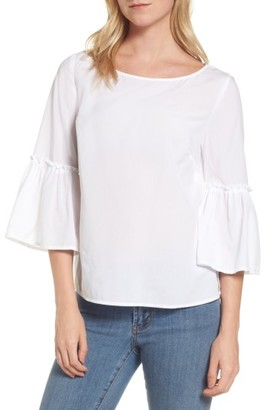 Vineyard Vines Women's Bell Sleeve Top