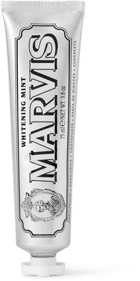 Marvis Whitening Mint Toothpaste, 2 x 75ml