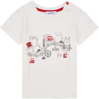 Absorba London Landmarks Motif T-Shirt