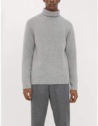 Closed Turtleneck wool jumper