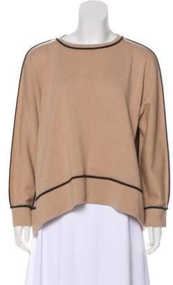 Brunello Cucinelli Cashmere Dolman Sleeve Sweater