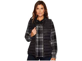 Pendleton Zip Front Vest Women's Vest