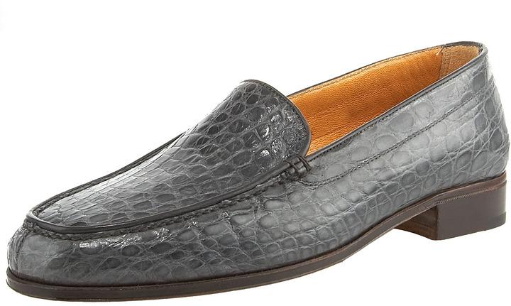 Gravati Croc-Embossed Loafer