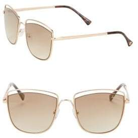 Sam Edelman 60MM Cat Eye Sunglasses