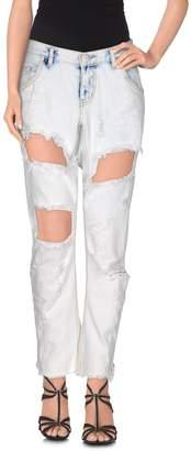 One Teaspoon ONE x ONETEASPOON Denim pants - Item 42546930GC