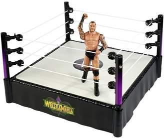 WWE Wrestlemania Ring Figure