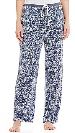DKNYDKNY Plus Spotted Jersey Sleep Pants