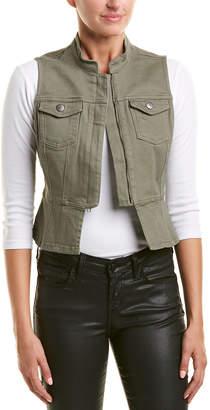 BCBGeneration Sleeveless Jacket
