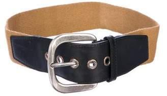 Balenciaga Woven Waist Belt
