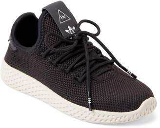 adidas Toddler Boys) Carbon Pharrell Williams Tennis Knit Sneakers