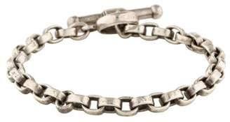 Kieselstein-Cord Oval Link Bracelet