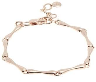 Monica Vinader Rose Gold-Plated Nura Reef Bracelet