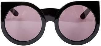 Wildfox Couture Black Plastic Sunglasses