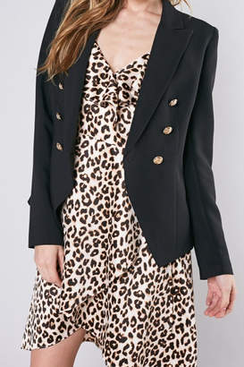 Do & Be Black Blazer