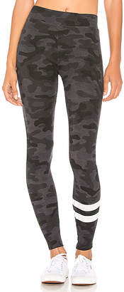 Sundry Stripes Camo Yoga Pant