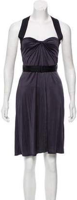 Alessandro Dell'Acqua Sleeveless Knee-Length Dress