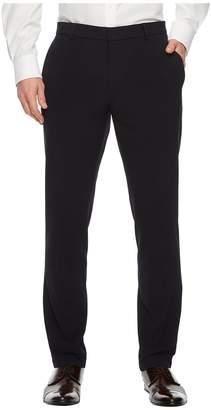 Perry Ellis Portfolio Slim Fit Stretch Seersucker Men's Dress Pants