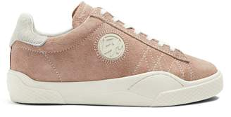 Eytys Wave low-top suede trainers