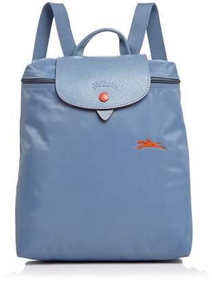 7f74e66196557 Longchamp Le Pliage Club Nylon Backpack
