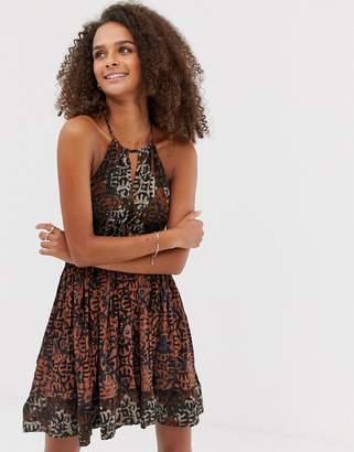 8c93ce158544 Free People Beach Day paisley print slip dress