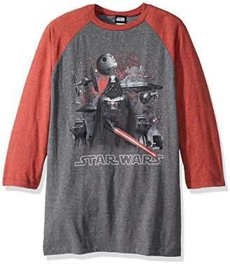 Star Wars Unisex-Adults Men's Returning Battalion Graphic T-Shirt