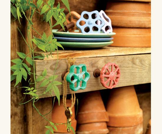 Giardino Faucet Knobs