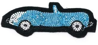 Olympia Le-Tan car bag badge