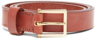 Ferian - Leather Belt - Womens - Tan